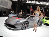 PARIS LIVE: Standul Lamborghini32250