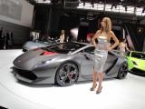 PARIS LIVE: Standul Lamborghini32251