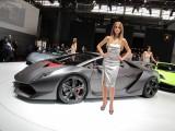 PARIS LIVE: Standul Lamborghini32252
