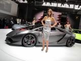 PARIS LIVE: Standul Lamborghini32253