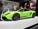 PARIS LIVE: Standul Lamborghini32256