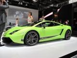 PARIS LIVE: Standul Lamborghini32257