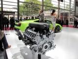 PARIS LIVE: Standul Lamborghini32266
