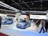 PARIS LIVE: Standul Hyundai32129