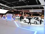 PARIS LIVE: Standul Hyundai32132