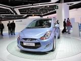 PARIS LIVE: Standul Hyundai32134