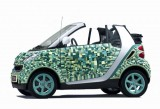 Smart aduce la Paris un Fortwo din carton31260