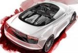Primele schite cu noul concept Audi e-Tron Spyder!30881