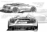 Primele schite cu noul concept Audi e-Tron Spyder!30883