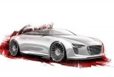 Primele schite cu noul concept Audi e-Tron Spyder!30887