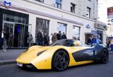 VIDEO: A inceput productia primului supercar rusesc: Marussia30672