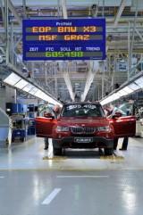 Noul BMW X3: schimbare de generatii30608