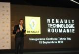 Galerie Foto: Traian Basescu a inaugurat Renault Technologie Roumanie30480