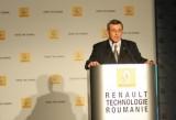 Galerie Foto: Traian Basescu a inaugurat Renault Technologie Roumanie30486