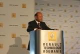 Galerie Foto: Traian Basescu a inaugurat Renault Technologie Roumanie30489