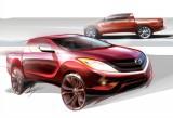 Noul Mazda BT-50 va fi prezentat in Australia30335