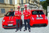 Massa si Alonso au primit propriul Abarth 695 Tributo30310