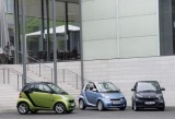 Smart Fortwo facelift, premiera la Paris!30258