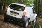 Versiunea van a lui Dacia Duster30159