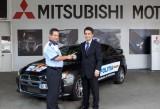 Politia Rutiera a primit un Mitsubishi Lancer Evolution29832