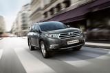 Toyota Highlander facelift debuteaza la Moscova29259