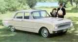Istoria Ford – Falcon XL, 196229249