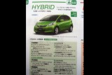 Honda Jazz Hybrid va debuta la Paris29208