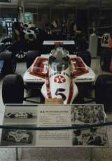 Muzeul celebritatilor masinilor de curse din Speedway Indianapolis29116