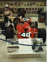 Muzeul celebritatilor masinilor de curse din Speedway Indianapolis29117