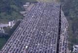 Coloana de masini de 100 km in China29062