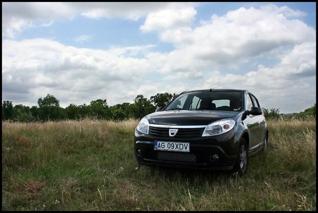 Test-drive cu Dacia Sandero diesel