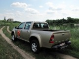 Isuzu D-Max double cab 2.5 Intercooler