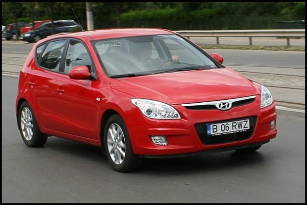 Test-drive cu Hyundai i30