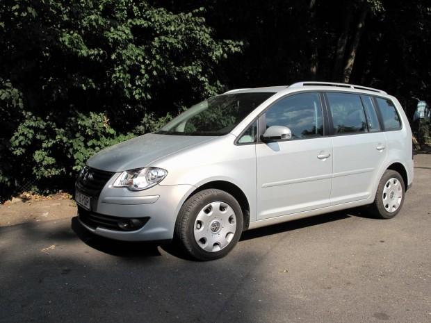 VW Touran Trendline 1,9 TDI