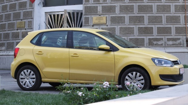 Test-drive cu Volkswagen Polo