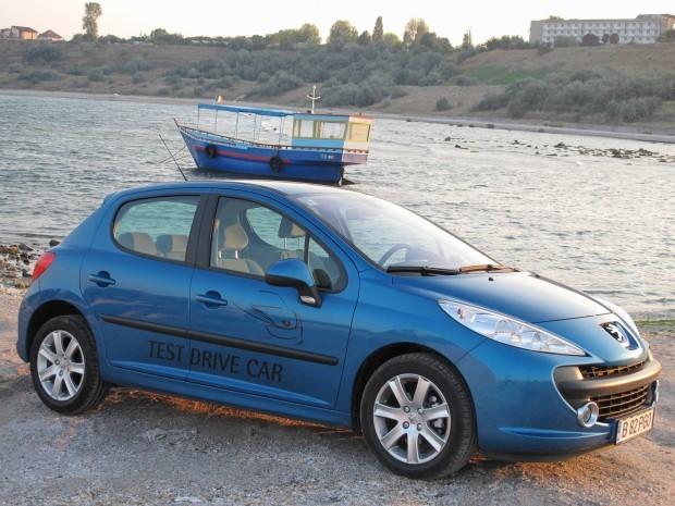 Peugeot 207 1.6 HDI 90 CP