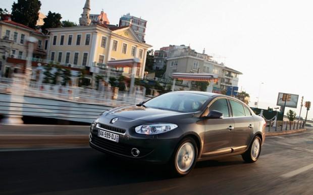 Noul Renault Fluence