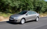 Renault Fluence in miscare