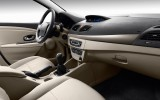 Interior Renault Fluence