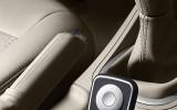 Detaliu interior Renault Fluence