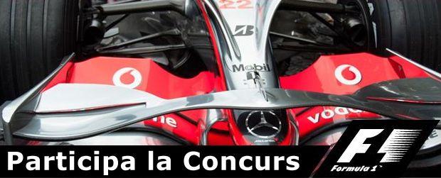 Concurs Pronostic Formula 1