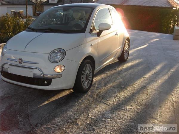 Fiat 500 2006