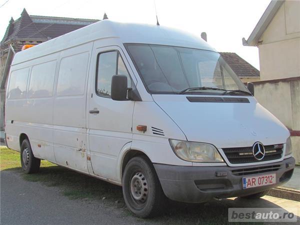 Mercedes-Benz Sprinter 2005