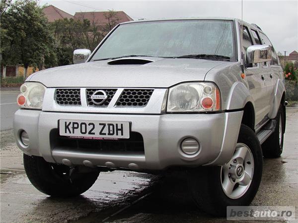 Nissan Navarra 2002