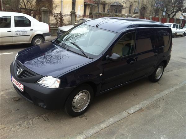 Dacia Logan 2012 second hand de vanzare/cumparare