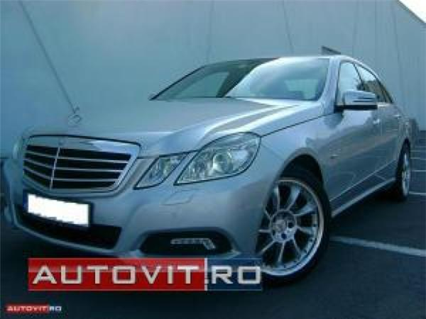 Mercedes benz e 220 2010 second hand de vanzare cumparare for 2nd hand mercedes benz