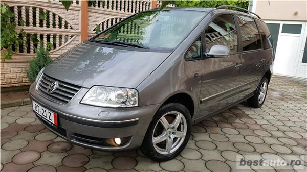 Volkswagen Sharan 2009
