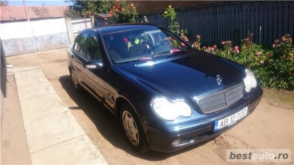 Mercedes-Benz 190 2002