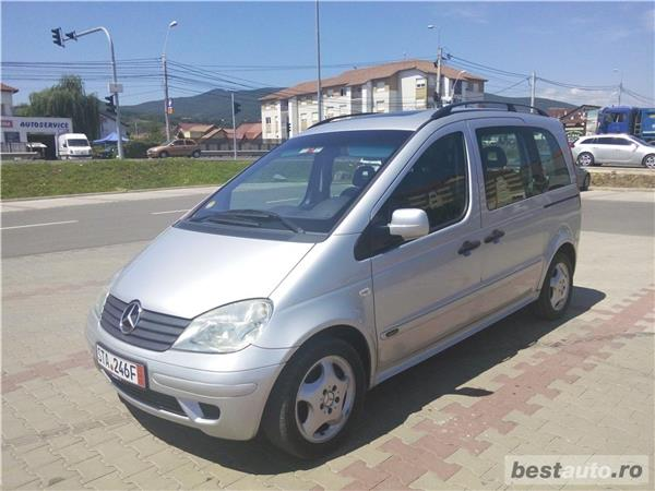 Mercedes benz vaneo 2002 second hand de vanzare cumparare for Mercedes benz 2nd hand