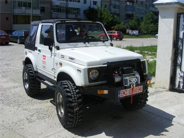 Suzuki SAMURAI 1996 second hand de vanzare/parare